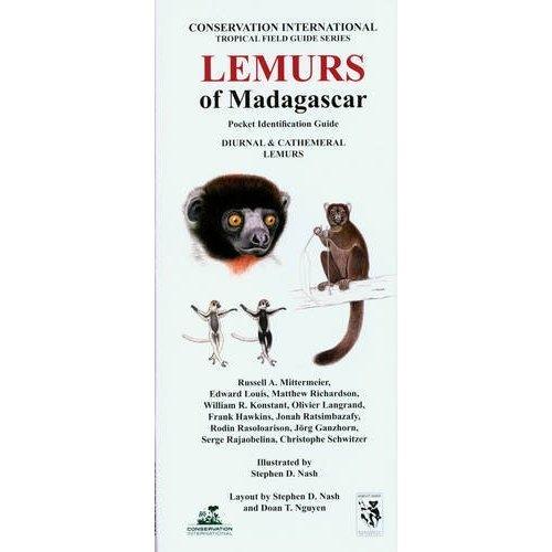 Lemurs of Madagascar (Conservation International Tropical Pocket Guide Series)