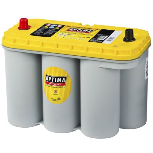 Optima Battery Yellow Top 12 V 75 Ah YT S-5.5