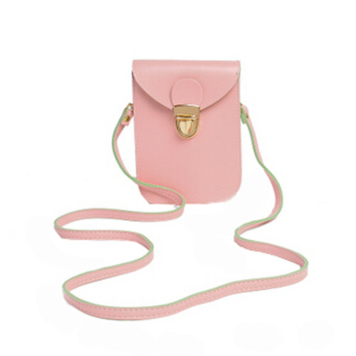 Ladies Bags PU Leather Wallet  PU for Iphone Samsung And Other Small Accessories