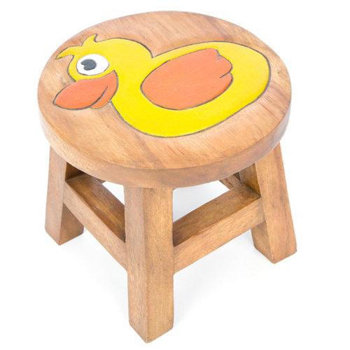 Childs Stool – Duck