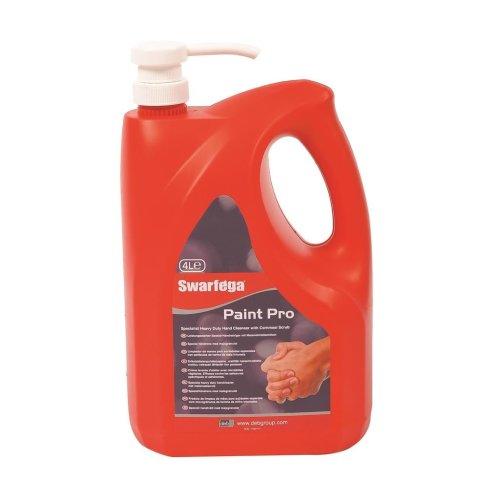 Paint Pro Hand Cleaner - 4 Litre Pump