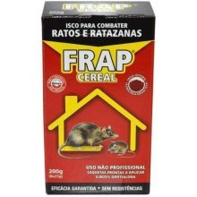 powerful strong poison rat rats mice bait baits cereal Sachets 200 gr killer