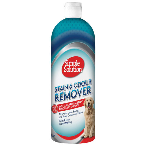 Simple Solution Dog Stain & Odour Remover 1ltr