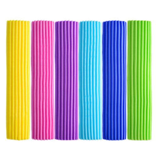 6PCS Kitchen + Home Super Absorbent PVA Roller Sponge Mop Head Refill