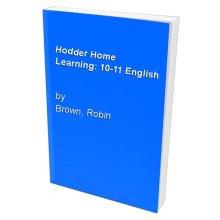 Hodder Home Learning: 10-11 English
