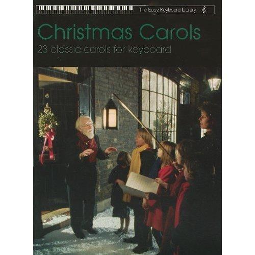 Christmas Carols (Easy Keyboard Library)