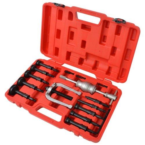 vidaXL 16 Piece Insert Bearing Puller Set