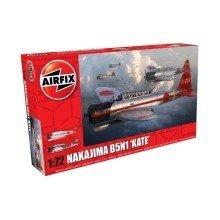 """Air04060 - Airfix Series 4 - 1:72 - Nakajima B5n1 """"kate"""""""