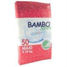 Beaming Baby Bambo Maxi Nappies 60's