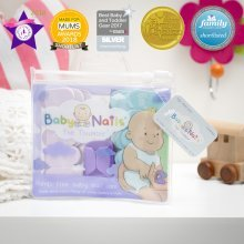Baby Nails - The Thumble wearable baby nail file (large mixed pack)