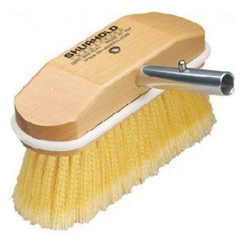 Shurhold Shur Lok Scrub Brush 8 In X 2 1 2 In