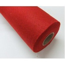 Pbx2470330 - Playbox - Felt in Roll (red) - 0,45 X 5 M - 160 G - Acrylic