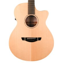 Faith FKV Naked Series Venus Electro-Concert Acoustic Guitar