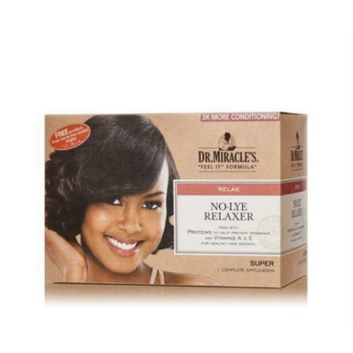 Dr. Miracle's Thermalceutical Intensive No-Lye Relaxer Super