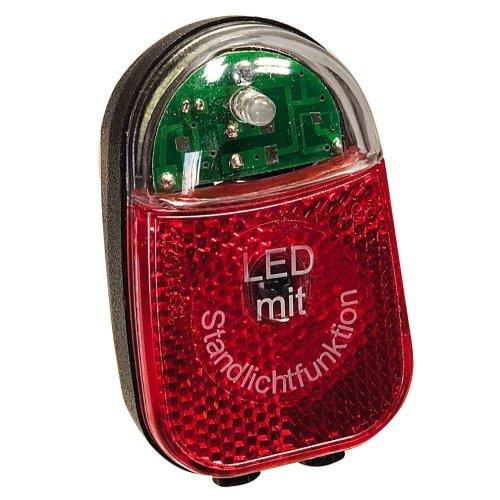 Büchel Beetle 50109210 Rear Light for Rucksacks LED Black