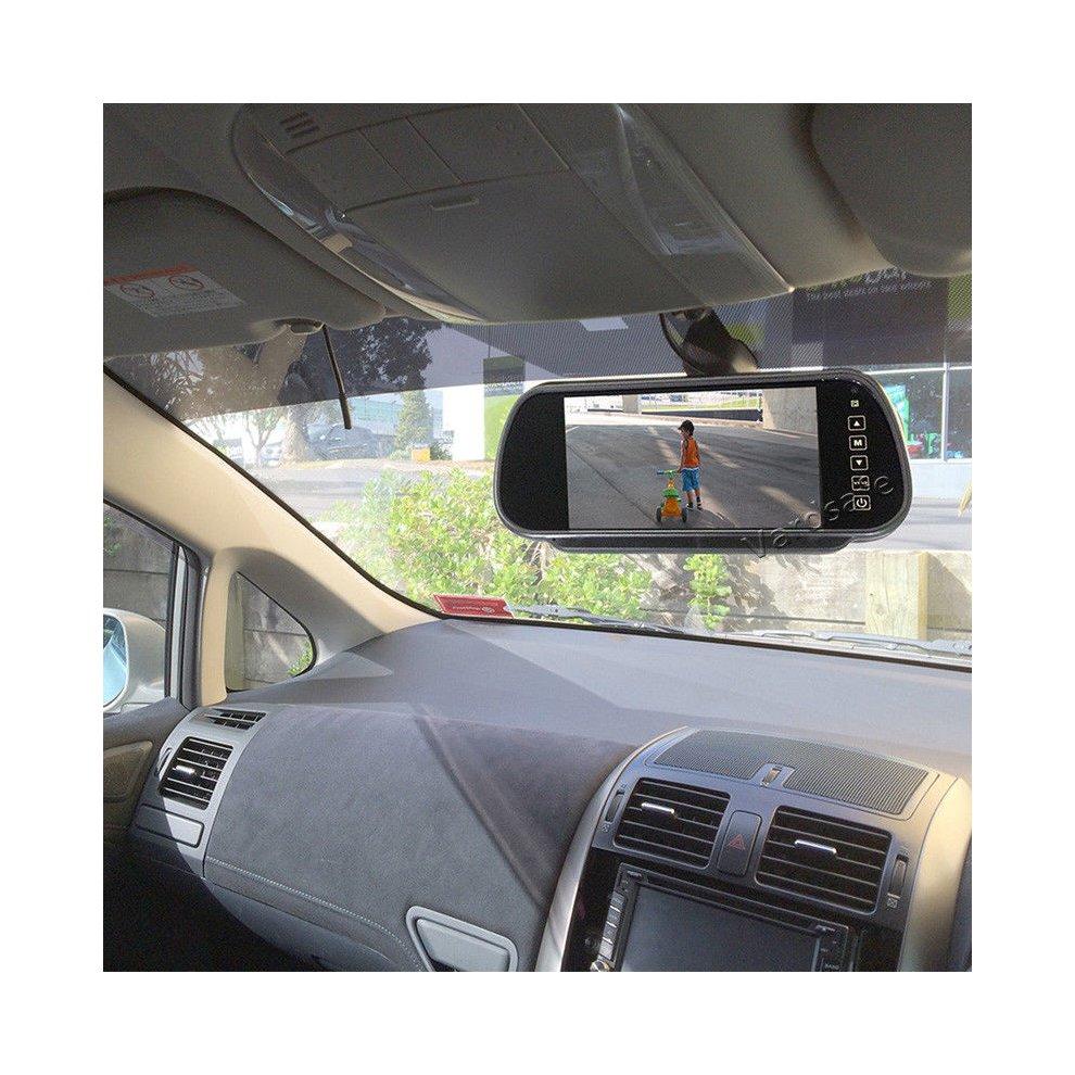 VardsafeBrake Light Rear View Reverse Backup Camera for Dodge Ram Promaster