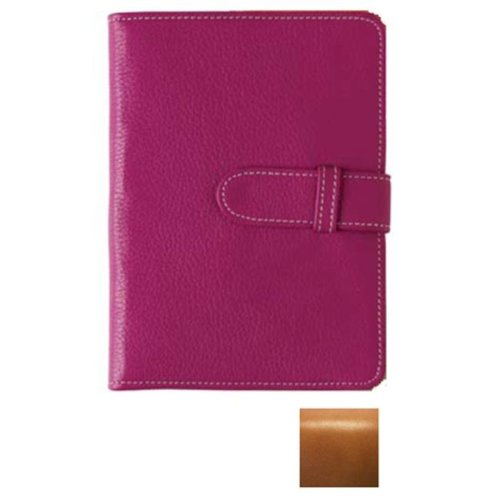 Raika RM 107 TAN 4 x 6 Wallet Photo Brag Book - Tan