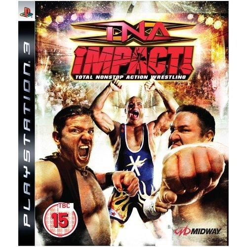 TNA Impact (Playstation 3)