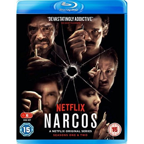 Narcos Season 1 & 2 | Blu-ray Box Set
