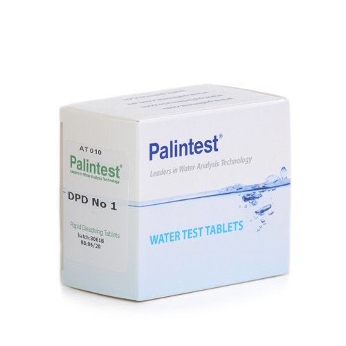 Palintest DPD No.1 Rapid Dissolve Tablets (250) - Type: 250 per pack