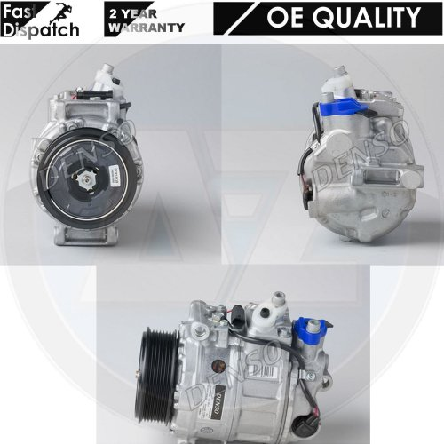 FOR MERCEDES ML 320 350 CDi W164 AC AIR CONDITIONING COMPRESSOR A0022305811 OE