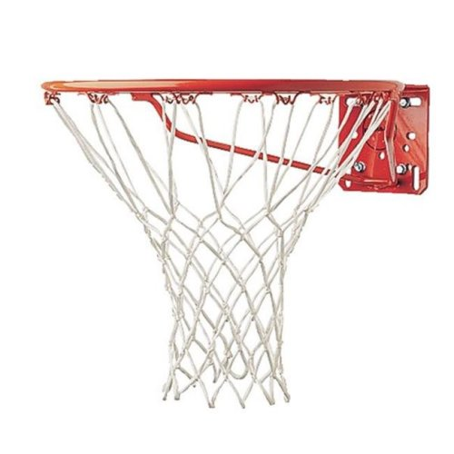 Champion Sports 400BX 4 mm Basketball Net, White