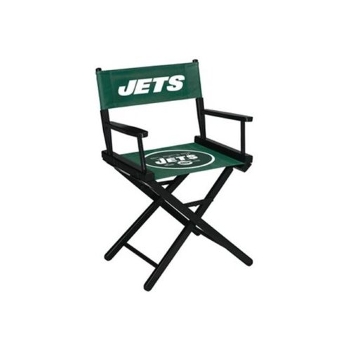 Imperial 101-1012 NFL New York Jets Table Height Directors Chair