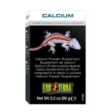 Exo Terra Reptile Calcium Powder Supplement 90g