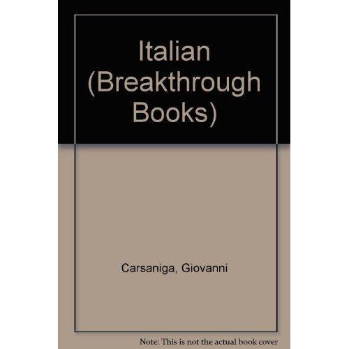 Italian (Breakthrough Books)