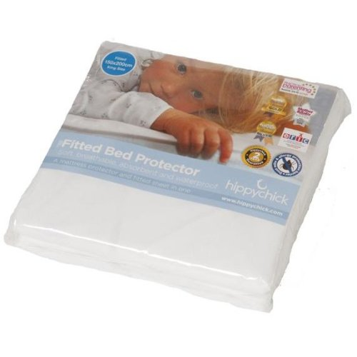Hippychick Fitted Bed Protector