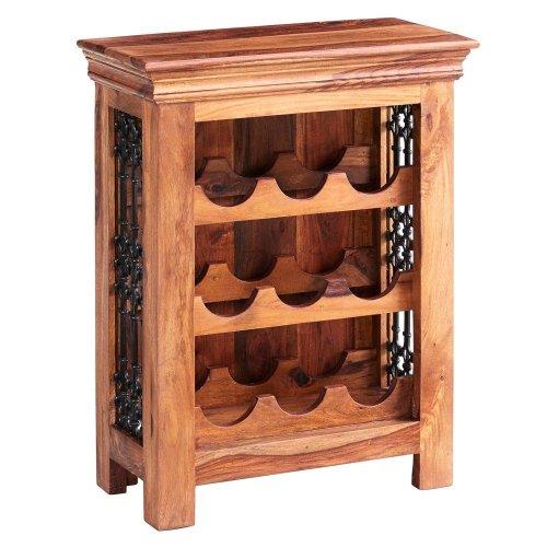 Jali Wine Rack