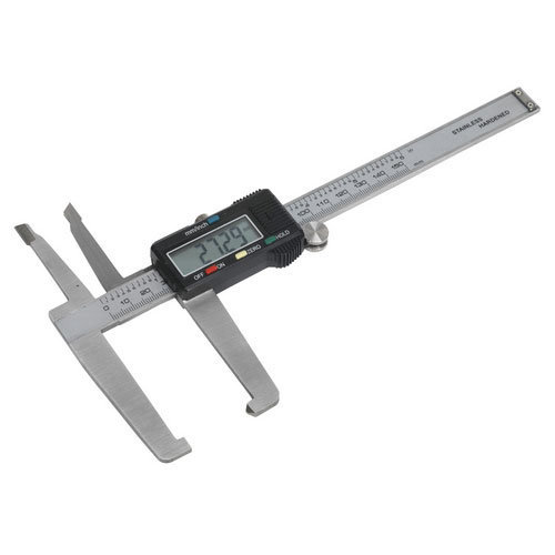 "Sealey VS0566 150mm/6"" Digital Brake Disc & Drum Calliper"
