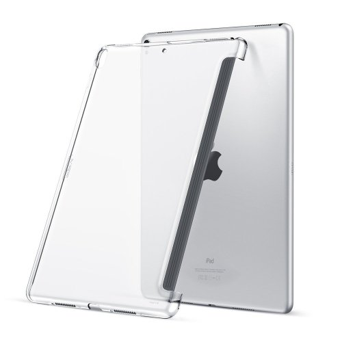 ESR iPad Pro 10.5 Back Case, Clear PC Hard Back Case [Perfect Match with Smart Keyboard] Slim Fit Back Shell Cover for iPad Pro 10.5 inch, Clear