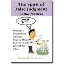 Spirit of False Judgment: