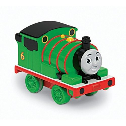 Fisher-Price My First Thomas & Friends Percy Pullback Racer