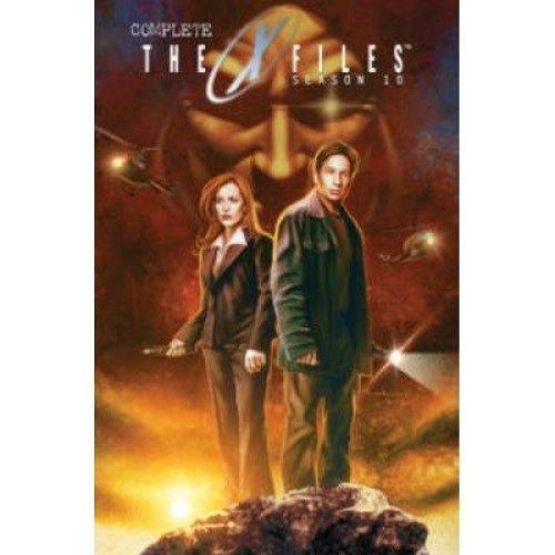 X-files: Complete Season 10 Volume 1