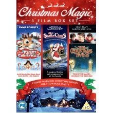 3pc Christmas Magic DVD Box Set