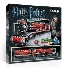Wrebbit Harry Potter Hogwarts Express 3d Jigsaw Puzzle (460 Pieces)