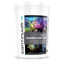 CONTINUUM MARINE REEF SALT (Makes 150 Approx Gallons)