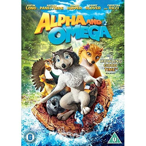 Alpha and Omega [DVD] [DVD]