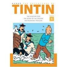 The Adventures of Tintin: Volume 4