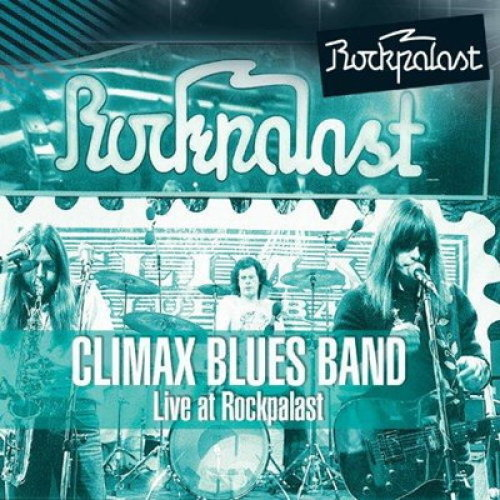 CLIMAX BLUES BAND - LIVE AT ROCKPALAST DVD& CD 1976  - CD