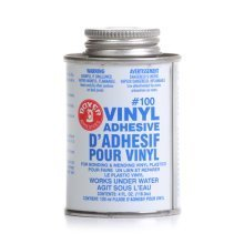 Boxer 1/4 Pint Vinyl Adhesive - Underwater Glue For Vinyl Pool Repair