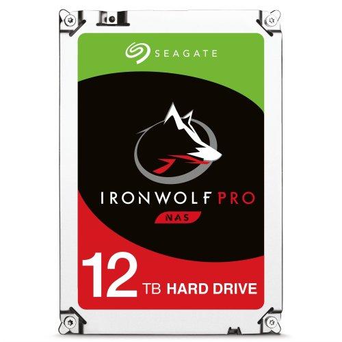 Seagate IronWolf Pro ST12000NE0007 HDD 12000GB Serial ATA III internal hard drive