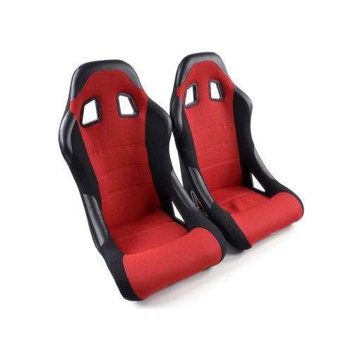 Sportseat Set Edition 4 fabric red /
