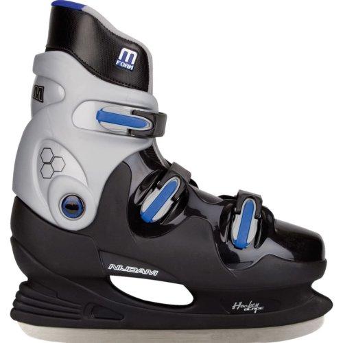 Nijdam Ice Hockey Skates Size 35 0089-ZZB-35