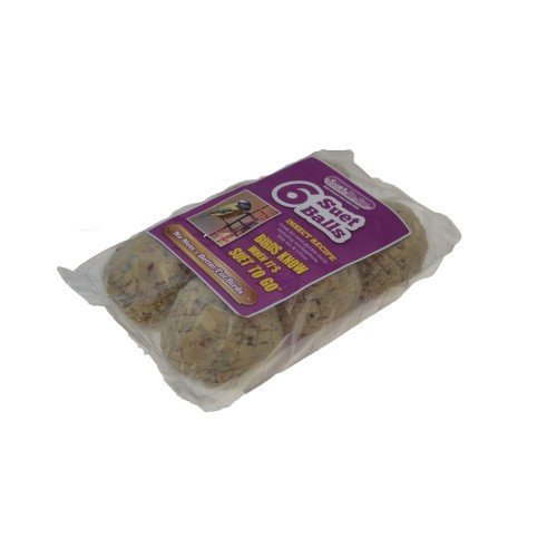 Suet To Go Suet Balls (6 Pack)