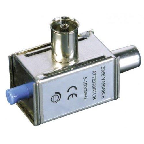 Labgear In-line Metal Variable Attenuator 0 - 20dB