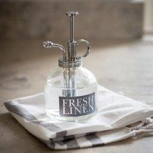 Glass Fresh Linen Mister