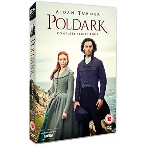 Poldark Series 4 [DVD] [2018] [DVD]